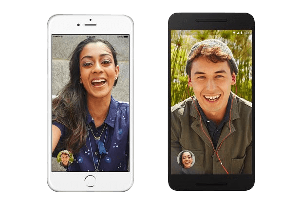 video chatting application