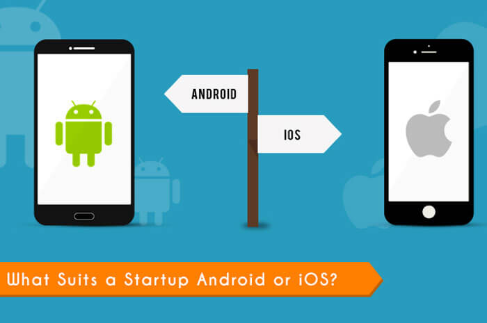Android vs iOS app development